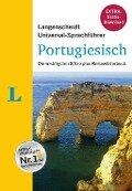 """Langenscheidt Universal-Sprachführer Portugiesisch - Buch inklusive E-Book zum Thema """"Essen & Trinken"""" -"""