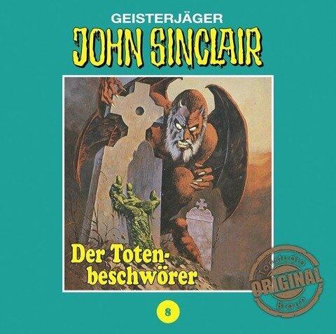 John Sinclair Tonstudio Braun - Folge 08 - Jason Dark
