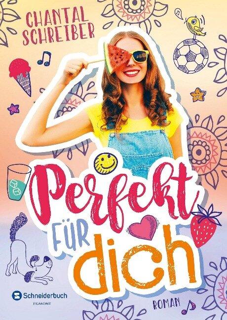 Perfekt für dich - Chantal Schreiber