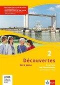 Découvertes Série jaune 2. Fit für Tests und Klassenarbeiten -
