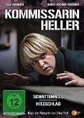 Kommissarin Heller - Schattenriss & Hitzschlag - Mathias Klaschka, Johannes Kobilke