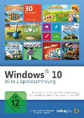 Windows 10 30 in 1 Spielesammlung. Für Windows Vista/7/8/8.1/10 -