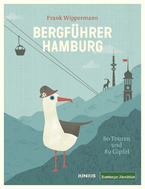 Bergführer Hamburg - Frank Wippermann