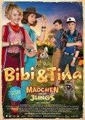 Bibi und Tina. Mädchen gegen Jungs -