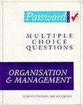 Organization and Management - Chester I. Barnard