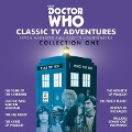 Doctor Who: Classic TV Adventures Collection One - Kit Pedler, Gerry Davis, Malcolm Hulke, Douglas Adams
