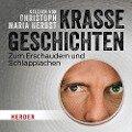 Krasse Geschichten zum Erschaudern und Schlapplachen - Christoph Maria Herbst