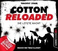 Jerry Cotton, Cotton Reloaded, Die letzte Nacht (Serienspecial) - Timothy Stahl