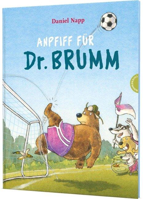 Dr. Brumm: Anpfiff für Dr. Brumm