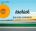 Tschick (Hörbestseller) - Wolfgang Herrndorf