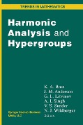 Harmonic Analysis and Hypergroups -