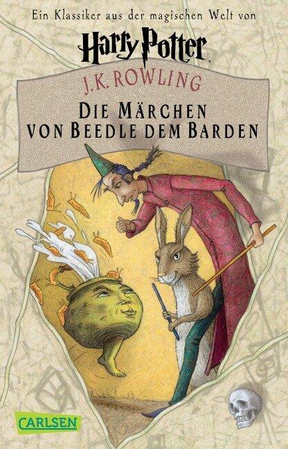 Die Märchen von Beedle dem Barden - Joanne K. Rowling