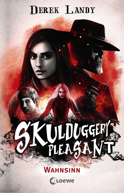 Skulduggery Pleasant - Wahnsinn - Derek Landy