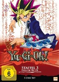 Yu-Gi-Oh! - Staffel 3.1: Episode 98-121 -