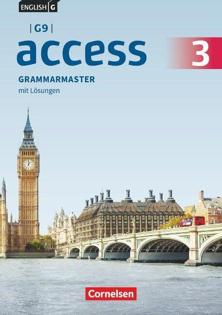 Englisch G Access - G9 - Band 3: 7. Schuljahr - Grammarmaster -