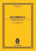 Sinfonie Nr. 9 d-Moll - Ludwig van Beethoven