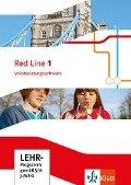 Red Line 1. Vokabelübungssoftware. Ausgabe 2014 -