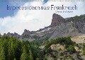 Impressionen aus Frankreich (Wandkalender 2019 DIN A2 quer) - Ursula Salzmann