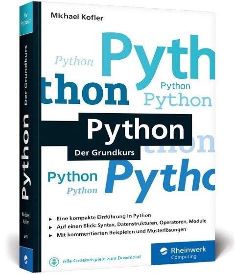 Python - Michael Kofler