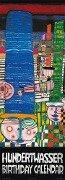 Hundertwasser Birthday Calendar - Friedensreich Hundertwasser