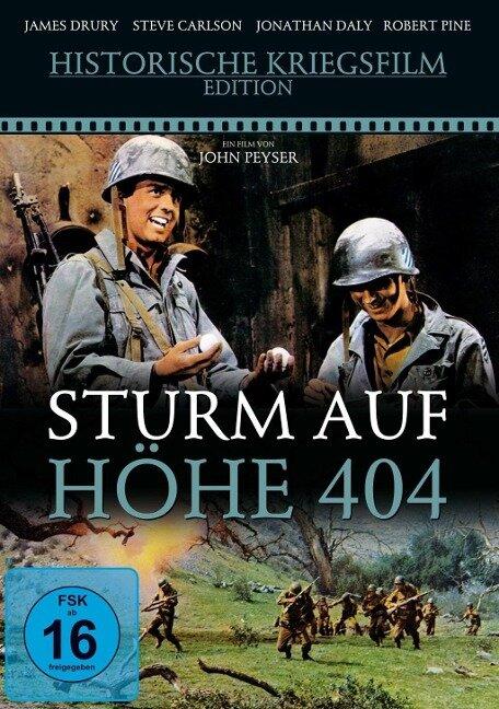 Sturm auf Höhe 404 -