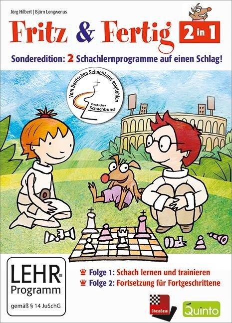 Fritz & Fertig Sonderedition 2in1 - Jörg Hilbert, Björn Lengwenus