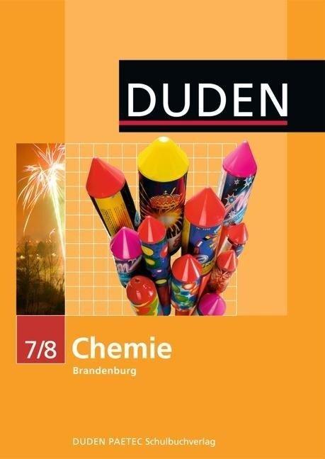 Chemie 7/8 Lehrbuch /Duden. Brandenburg -