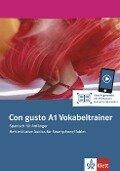 Con gusto A1. Vokabeltrainer. Heft inklusive Audios für Smartphone/Tablet -