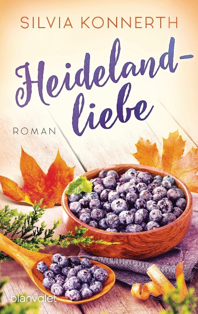 Heidelandliebe - Silvia Konnerth