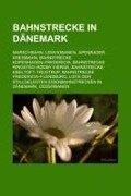 Bahnstrecke in Dänemark -