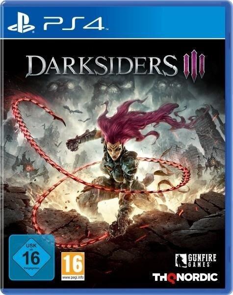 Darksiders III (PlayStation PS4) -
