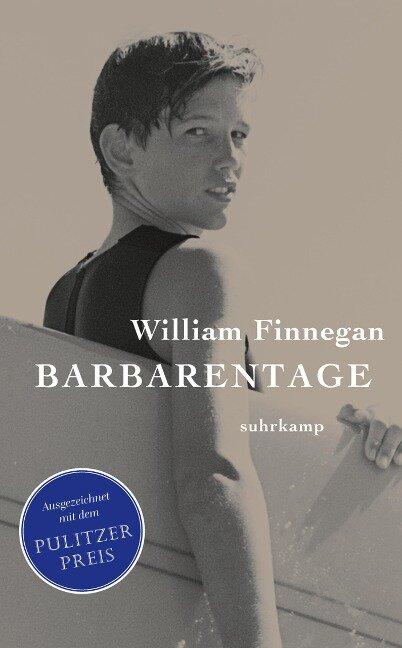 Barbarentage - William Finnegan