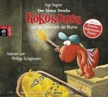 Der kleine Drache Kokosnuss und das Geheimnis der Mumie - Ingo Siegner