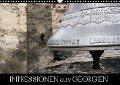 Impressionen aus Georgien (Wandkalender 2018 DIN A3 quer) - Birgit Walk