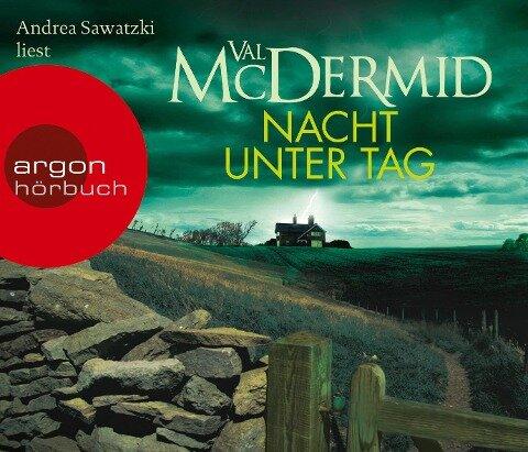 Nacht unter Tag (Hörbestseller) - Val McDermid