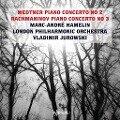 Klavierkonzert Nr. 2 in c-Moll/Klavierkonzert Nr. 3 in d-Moll - Nikolai Medtner, Sergei Rachmaninov