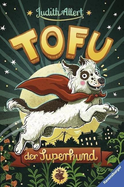 Tofu, der Superhund