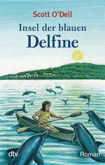 Insel der blauen Delfine - Scott O'Dell