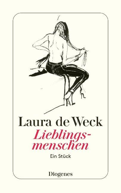 Lieblingsmenschen - Laura de Weck