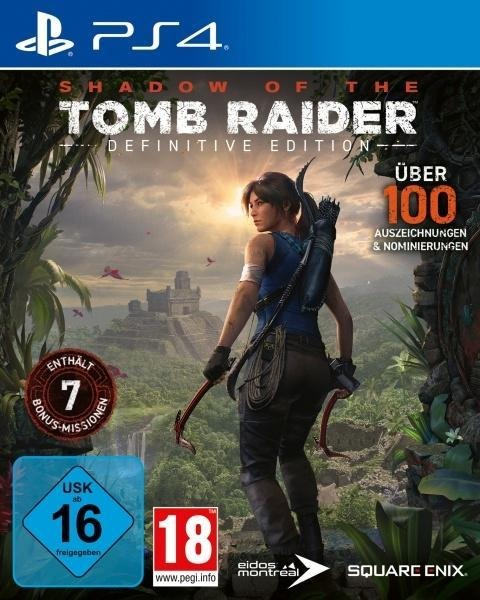 Shadow of the Tomb Raider Definitive Edition (PlayStation PS4) -