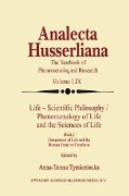 Life Scientific Philosophy, Phenomenology of Life and the Sciences of Life -
