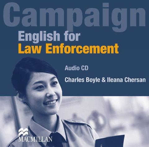 Campaign English for Law Enforcement - Charles Boyle, Ileana Chersan