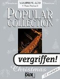 Popular Collection Christmas. Saxophone Alto + Piano / Keyboard - Arturo Himmer