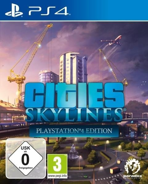 Cities: Skylines (PlayStation PS4) -
