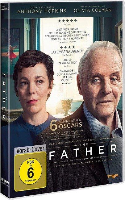 The Father - Christopher Hampton, Florian Zeller, Ludovico Einaudi