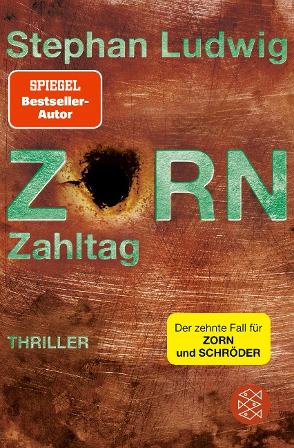 Zorn - Zahltag - Stephan Ludwig