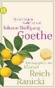 Die schönsten Gedichte - Johann Wolfgang Goethe