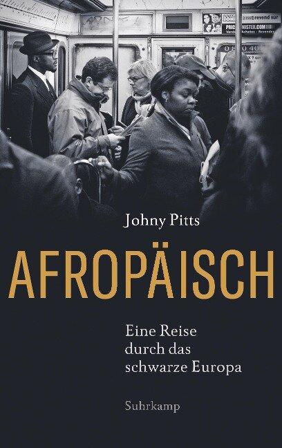 Afropäisch - Johny Pitts