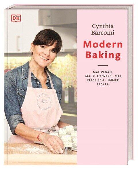 Modern Baking - Cynthia Barcomi