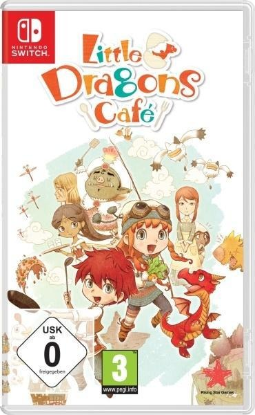 Little Dragons Cafe (Nintendo Switch) -